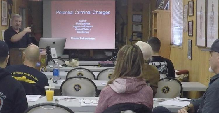 DFI UoF & Self Def Laws Class